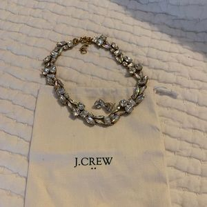 J Crew Necklace and earrings